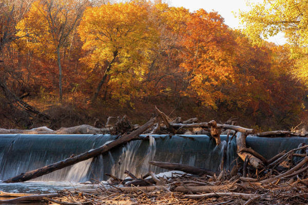 Photograph - Miller's Dam by Jeff Phillippi