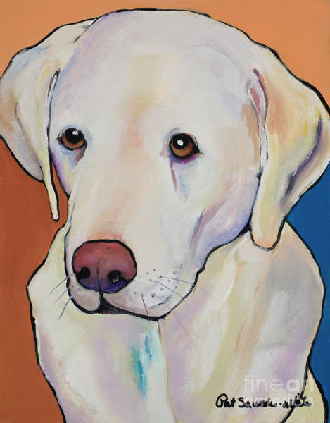 Painting - Millie by Pat Saunders-White