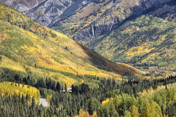 Photograph - Million Dollar Highway by Denise Bush