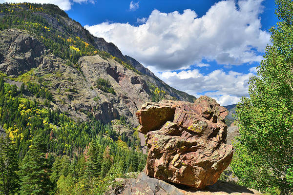 Photograph - Million Dollar Highway by Ray Mathis