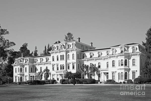 Photograph - Mills College Mills Hall by University Icons