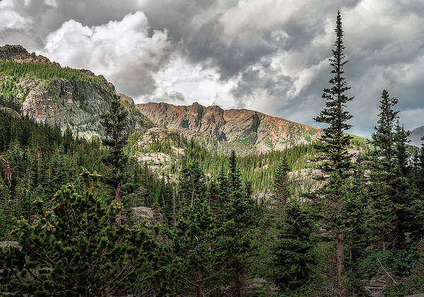 Photograph - Mills Lake Hike by Scott Cordell
