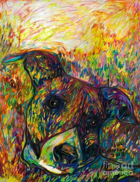 Drawing - Milo Two by Jon Kittleson