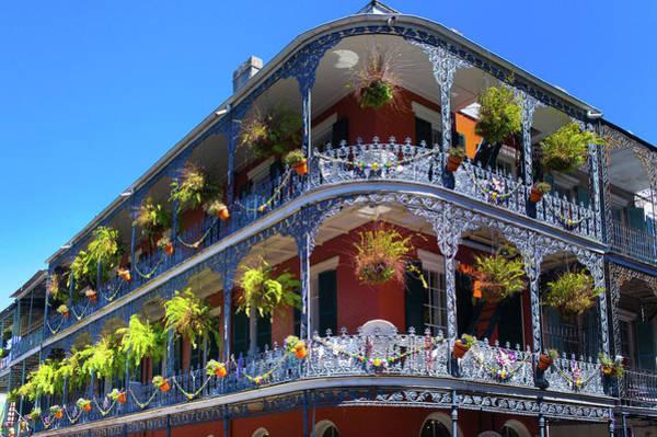 Wall Art - Photograph - Miltenberger Houses, French Quarter, New Orleans by Art Spectrum