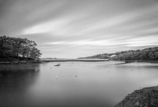 Photograph - Milton Landing In Monochrome by Brian MacLean