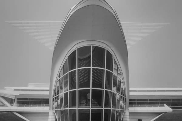 Photograph - Milwaukee Museum Of Art Milwaukee Wisconsin 1 by David Haskett II