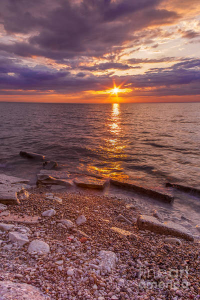 Mke Photograph - Milwaukee Sunrise Point by Andrew Slater