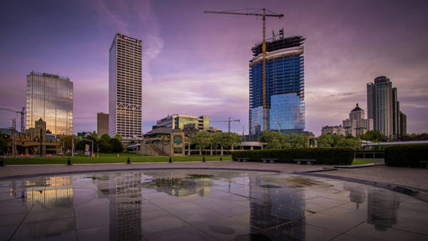 Photograph - Milwaukee's Building by Josh Eral
