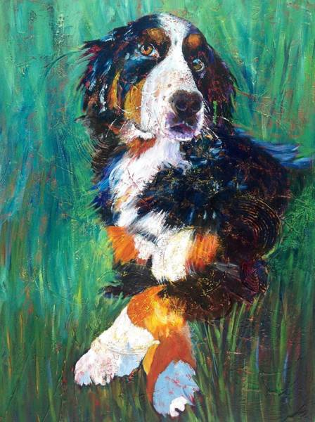 Painting - Mimi by Tara Moorman