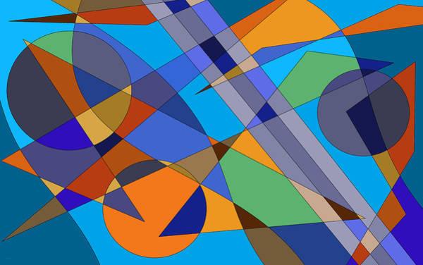 Digital Art - Mind Games by Val Arie