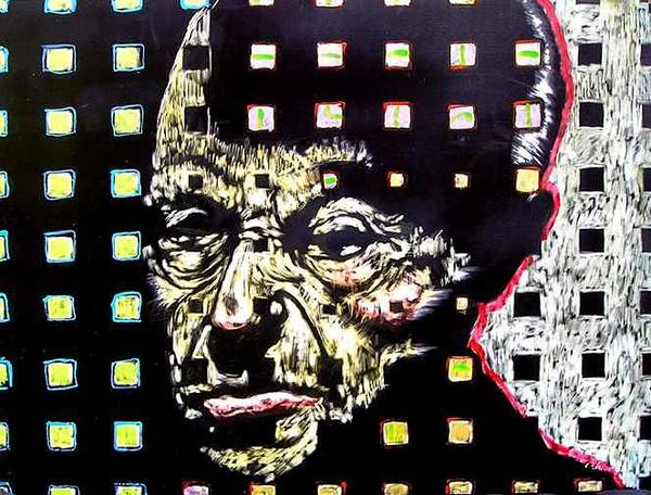 Chester Mixed Media - Mind Of State by Chester Elmore