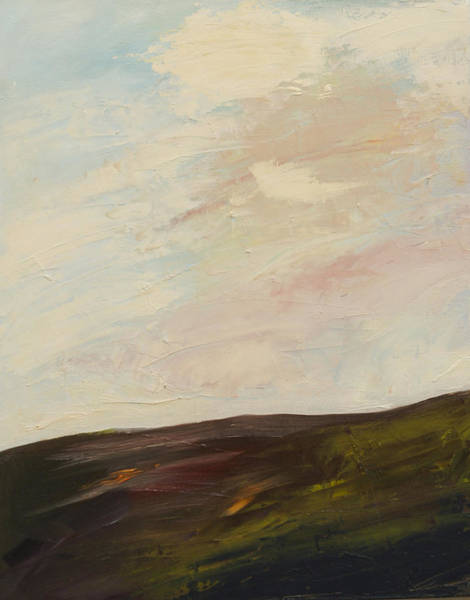 Painting - Mindful Landscape by Christina Knapp