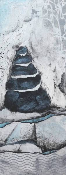 Wall Art - Mixed Media - Mindful Moments by Laura Lein-Svencner