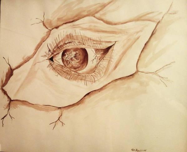 Wall Art - Painting - Minds Eye by Nathanael Manzer