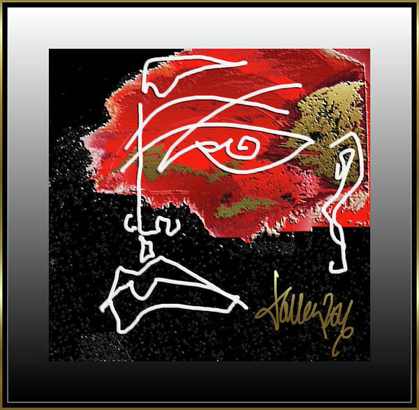 Digital Art - Mindscape 1  by Larry Talley