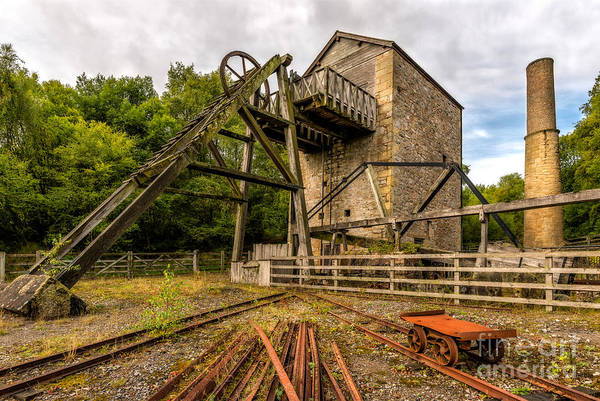 Mine Photograph - Minera Mine by Adrian Evans
