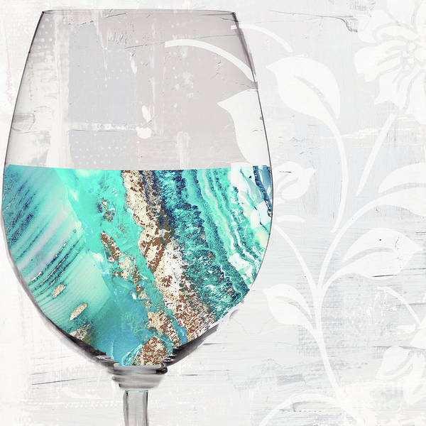 Wall Art - Painting - Mineral Water by Mindy Sommers