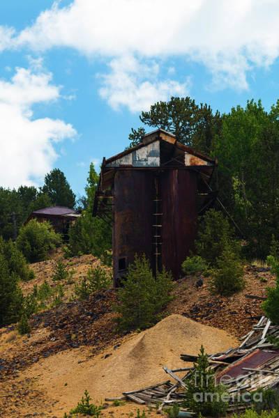 Photograph - Mines Of Cripple Creek Colorado by Steve Krull
