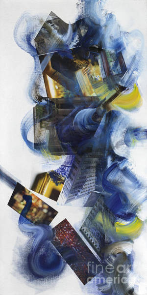 Painting - Mingus Cumbia I by Ritchard Rodriguez