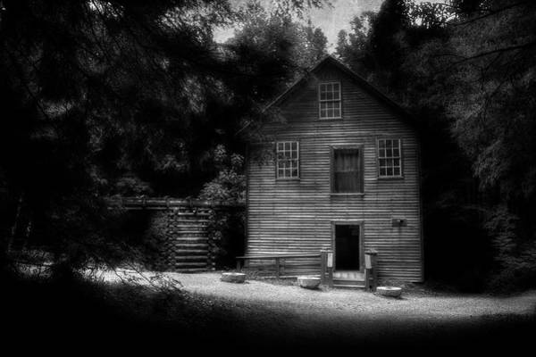 Mingus Mill Photograph - Mingus Mill 2 by Mike Eingle