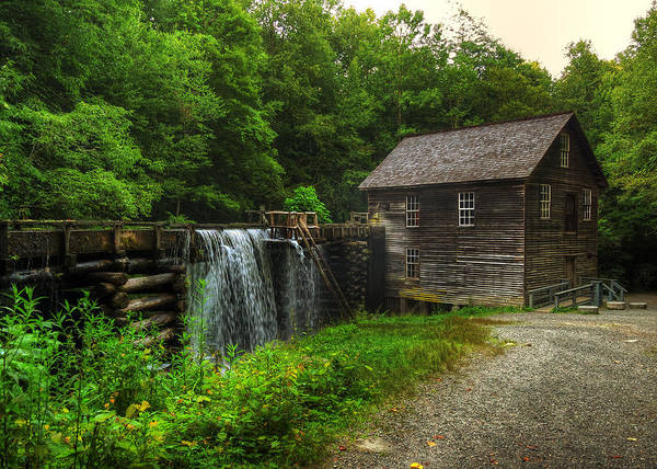 Wall Art - Photograph - Mingus Mill by Darin Williams
