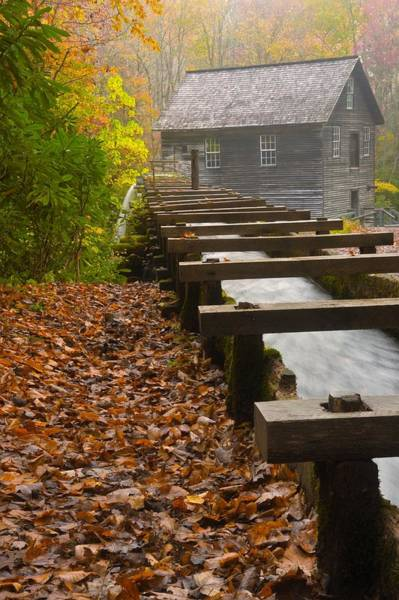 Mingus Mill Photograph - Mingus Mill by Dennis Nelson