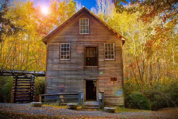 Mingus Mill Photograph - Mingus Mill by Lisa Bell