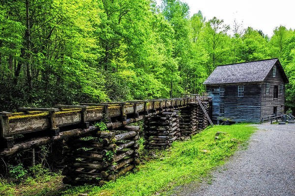 Wall Art - Photograph - Mingus Mill by Paul Freidlund