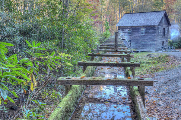Photograph - Mingus Mill by Paul Schultz