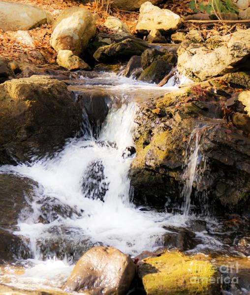 Photograph - Mini Falls by Jorge Perez - BlueBeardImagery