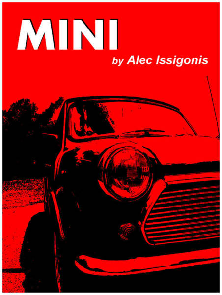 Photograph - Mini by Richard Reeve