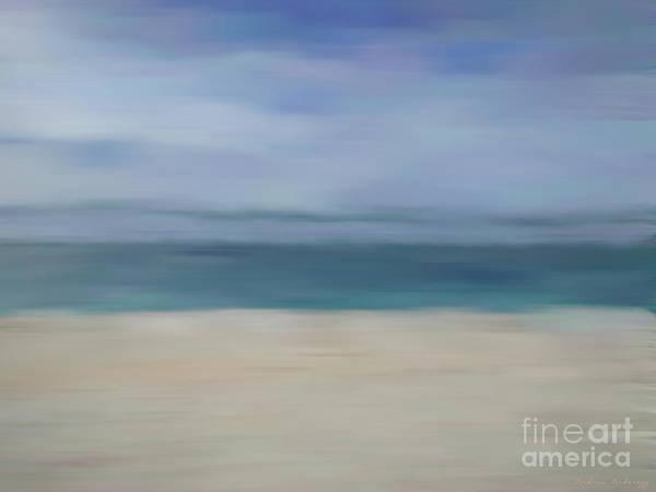 Photograph - Minimal Beach by Andrea Anderegg