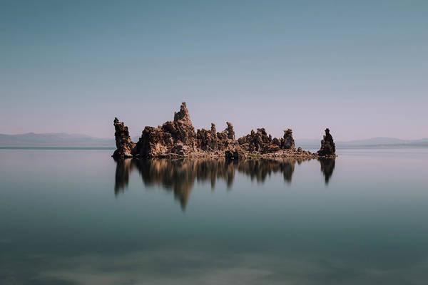 Photograph - Minimal Mono Lake by Lee Harland