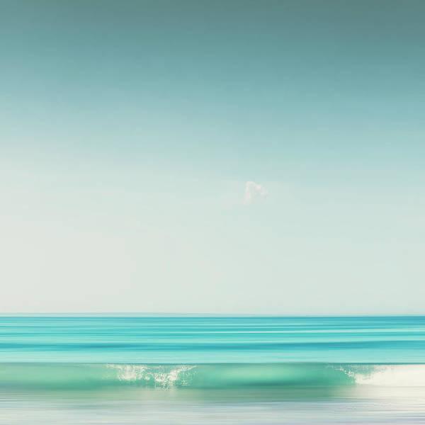 Pastels Wall Art - Photograph - Minimal Wave by Dirk Wuestenhagen