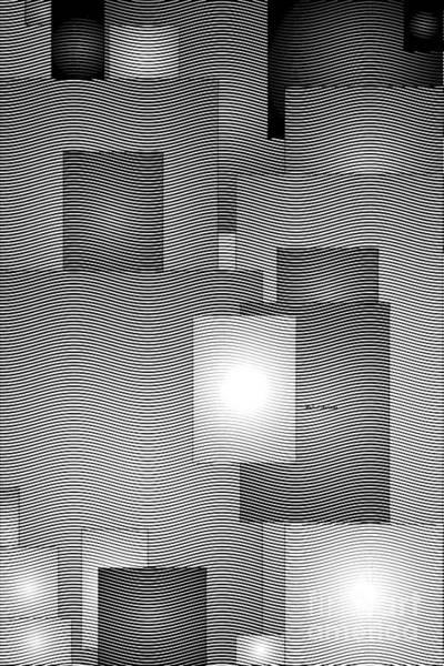 Digital Art - Minimalist In Black And White by Rafael Salazar