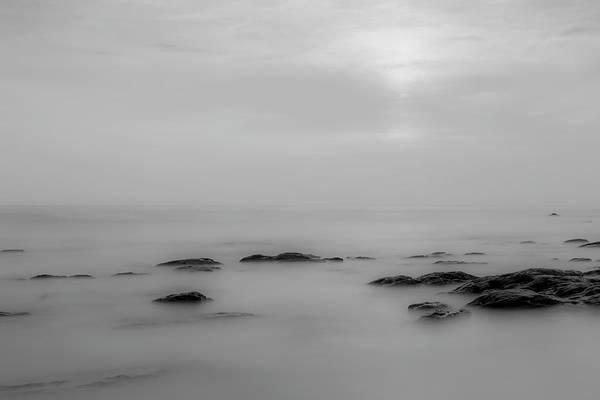 Photograph - Minimalist Seascape by Georgia Fowler