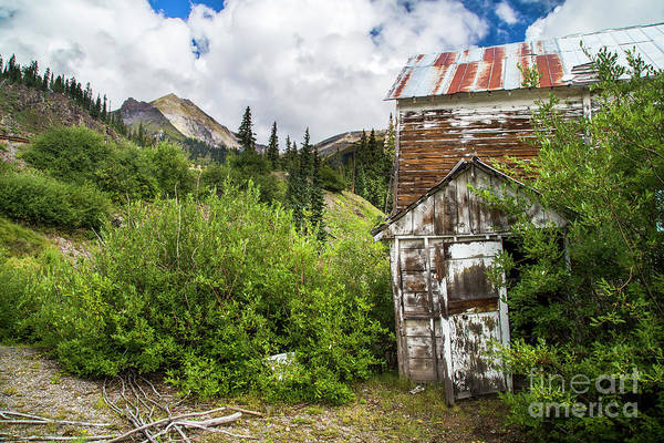 Wall Art - Photograph - Mining Home In Silverton by Twenty Two North Photography