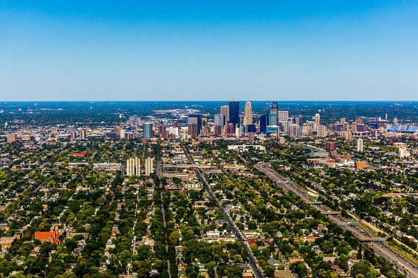 Photograph - Minneapolis Minnesota No.2 by TL  Mair