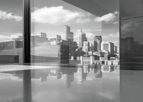 Minneapolis Photograph - Minneapolis Skyline  by Jim Hughes