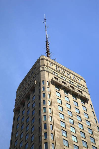 Photograph - Minneapolis Tower 6 by Frank Romeo