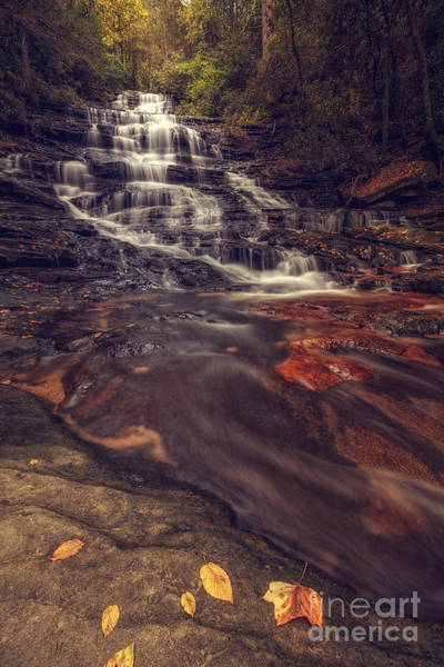 Photograph - Minnehaha Fall 2 by Tim Wemple
