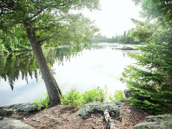 Minnesota Boundary Waters Art Print