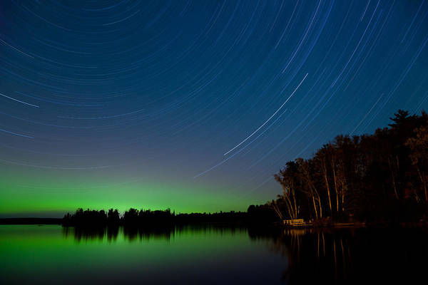 Best Selling Photograph - Minnesota Magic by Adam Pender