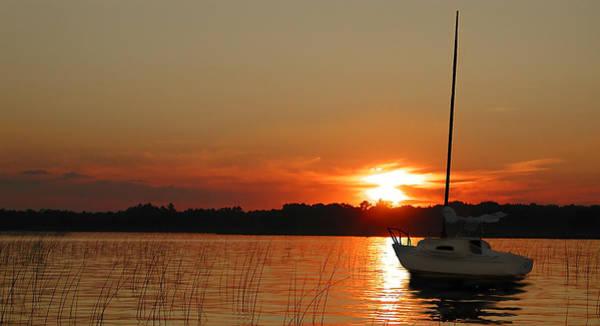 Photograph - Minnesota Sunset II by Rich Stedman