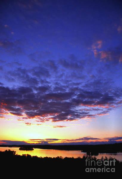 Photograph - Minnesota Sunset by Thomas R Fletcher