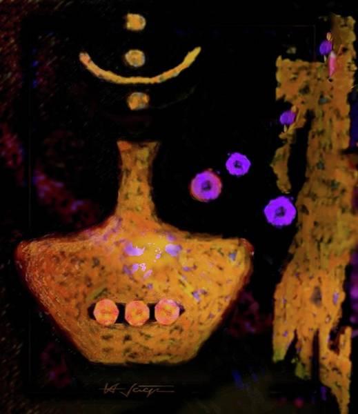 Digital Art - Minoan Urn by Hartmut Jager