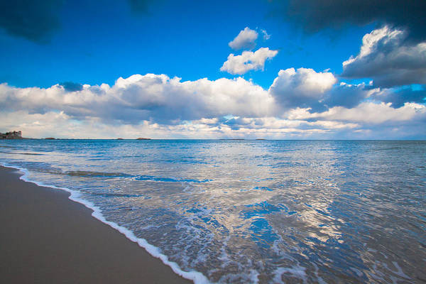 Photograph - Minot Beach In Scituate Massachusetts 2 by Brian MacLean