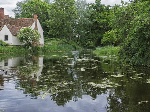 Photograph - Minus The Haywain by Stephen Barrie