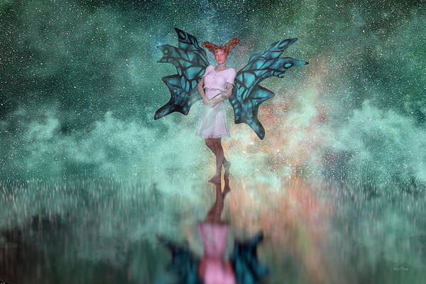 Daz Wall Art - Digital Art - Mirage  by Betsy Knapp