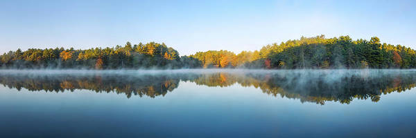 Clear Water Photograph - Mirror Lake by Scott Norris